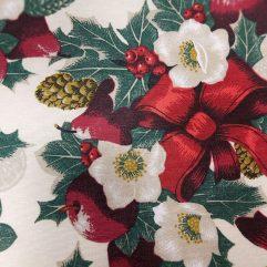 Коледен плат за тишлайфер Christmas Mistletoe